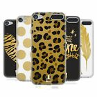 HEAD CASE DESIGNS GRAND AS GOLD SOFT GEL CASE FOR APPLE iPOD TOUCH MP3