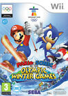 Mario & Sonic at the Olympic Winter Games (Wii) VideoGames