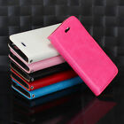 Hot Sale For iPhone 5G 5S Stand Magnetic Flip Leather Wallet Purse Case Cover