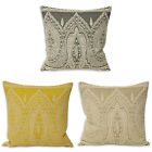 Paoletti Paisley Embellished Cushion Cover