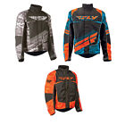 Men's FLY Racing SNX WILD Snowmobile Jacket Adult Snow Coat Winter