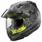 Arai Defiant Pro-Cruise Helmet, Mimetic Yellow - All Sizes!