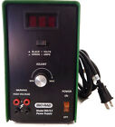 BIO-RAD Model 250/2.5 Power Supply 120V/60Hz in Green Metal Housing/Case *(USED)
