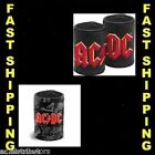 """AC/DC Offical Stubby Holder Can Cooler U-Pick the design """"Let Them Rock"""" AC-DC"""