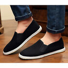 Chinese Martial Arts Kung Fu Shoes/Slippers/Plimsoll Leisure Wear Black Cotton