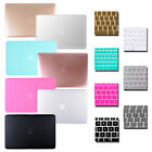 New Hard Rubberized Case Shell for Macbook Pro 13/15