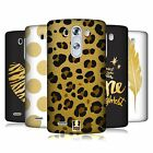 HEAD CASE DESIGNS GRAND AS GOLD HARD BACK CASE FOR LG G3