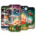 HEAD CASE DESIGNS HOLIDAY CANDLES HARD BACK CASE FOR HTC ONE MINI 2