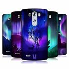 HEAD CASE DESIGNS NORTHERN LIGHTS HARD BACK CASE FOR LG G3