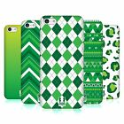 HEAD CASE DESIGNS SAINT PADDYS DAY PATTERNS HARD BACK CASE FOR APPLE iPHONE 5C