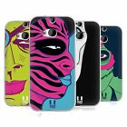 HEAD CASE DESIGNS CIRCUS FREAKS SOFT GEL CASE FOR HTC ONE M8 M8S