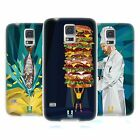 HEAD CASE DESIGNS FOOD LEAGUE SOFT GEL CASE FOR SAMSUNG GALAXY S5 S5 NEO