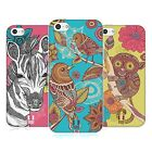 HEAD CASE DESIGNS FANCIFUL INTRICACIES SOFT GEL CASE FOR APPLE iPHONE 5C