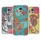 HEAD CASE DESIGNS FANCIFUL INTRICACIES GEL CASE FOR SAMSUNG GALAXY S5 S5 NEO
