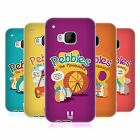 HEAD CASE DESIGNS PEBBLES AND THE PIPSQUEAKS SOFT GEL CASE FOR HTC ONE M9