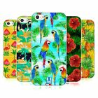 HEAD CASE DESIGNS TROPICAL PARADISE SOFT GEL CASE FOR APPLE iPHONE 5C