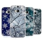 HEAD CASE DESIGNS WINTER PRINTS SOFT GEL CASE FOR HTC ONE M8