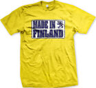 Made in Finland Distressed - Suomi Finnish Pride  Mens T-shirt