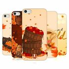 HEAD CASE DESIGNS HERBST RUCKSEITE HÜLLE FÜR APPLE iPHONE 5 5S SE