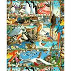 Bird Fabric Elizabeth's Studios Birdwatching New 2016 Release