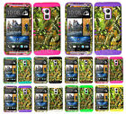KoolKase Hybrid Silicone Cover Case for HTC One Max T6 - Camo Mossy 10