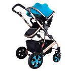Cozy Newborn Carriage Infant Travel Foldable Pram Baby Car Stroller Pushchair