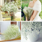 Hot Beautiful Fake Silk Home Wedding Gypsophila Baby's Breath Flower Plant Decor