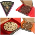 Gourmet Chocolate Pizza Easter Birthday Gift Present Assorted Sizes & Flavours