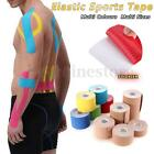 2.5/5/10CM x 5M Kinesiology Elastic Sports Physio Tapes Adhesive Muscle Bandage