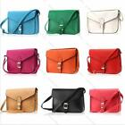 New fashion Womens PU Leather Crossbody Satchel Shoulder Messenger Bag Handbag