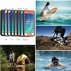 Luxury Waterproof Shockproof Clear Phone Case Cover Fr Samsung Galaxy S7 S7 Edge