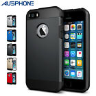 Hybrid Heavy Duty Hard Tough Armor Case Cover For Apple iPhone 5S 7 Plus 7 6S 4S