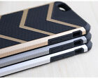 Luxury Shell Armor Metal Hybrid BUMPER Case Cover iPhone 4 5S 6S+ Anti-shock