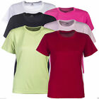 Soc Womens Action Func Short Sleeve Polyester Casual TCS AIR Gym Running T-Shirt