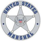 United States Marshal Decals / Stickers