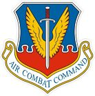 US Air Force USAFAir Combat Command Decal / Sticker