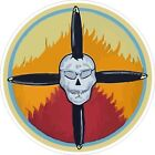 US Air Force USAF 402d Fighter Squadron WW2 Decal / Sticker