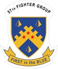 US Air Force USAF 57th Fighter Group Decal / Sticker