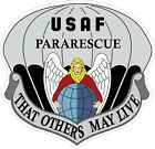 US Air Force USAF Pararescue Decal / Sticker