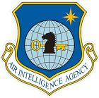 US Air Force USAF Air Intelligence Agency Decal / Sticker
