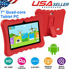 "7"" Inch Quad Core Android 4.4 Tablet HD 1080P Dual Camera 8GB WIFI bundle Case"