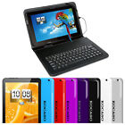 "Kocaso 10"" Android 4.4 Tablet PC Quad Core 8GB Dual Camera Wi-Fi + Keyboard Gift"