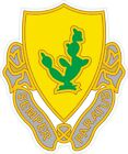 U.S. Army 12th Cavalry Regiment Decal / Sticker