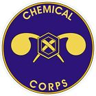 U.S. Army Chemical Corps Decal / Sticker