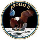 Apollo 11 Decals / Stickers