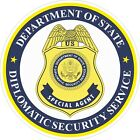 U.S. Diplomatic Security Service Seal Decals / Stickers