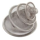 Home Bathroom Kitchen Sink Strainer Stainless Steel Filter Net Drain Tools LJ