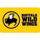 $10 / $25 Buffalo Wild Wings Physical Gift Card - 1st Class Mail Delivery For Sale