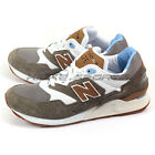 New Balance ML878ATB D Grey & Brown & White Suede Classic Lifestyle Running NB