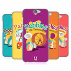 HEAD CASE DESIGNS PEBBLES AND THE PIPSQUEAKS RUCKSEITE HÜLLE FÜR HTC ONE A9